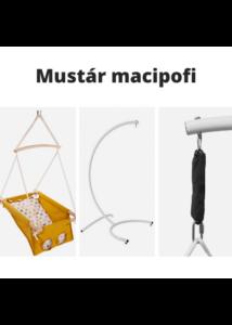 ADAMO hinta Mustár macipofi - bérlés