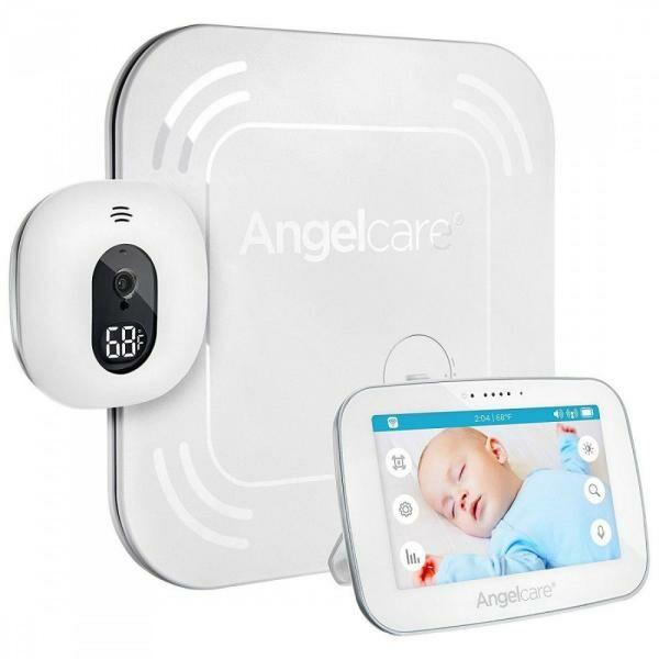 Angelcare AC 517 Légzésfigyelő és kamerás, kétirányú babaőrző