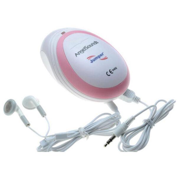 AngelSounds doppler ultrahangos magzati szívhang hallgató JDP-100S - bérlés
