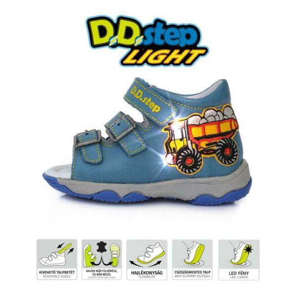 D.D. Step világító traktoros szandál - ac64-890a