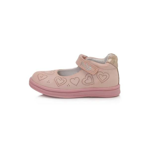 Ponte20 Szupinált rózsaszín balerinacipő - DA03-1-392