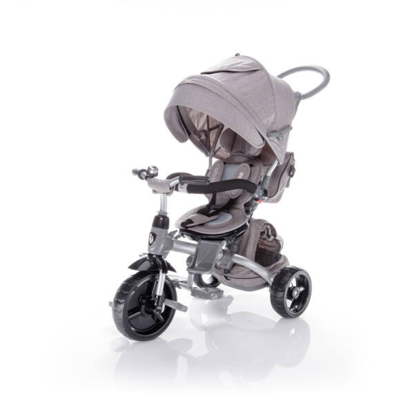 Zopa tricikli CitiGo tolókarral B-T500 --Pearl Grey