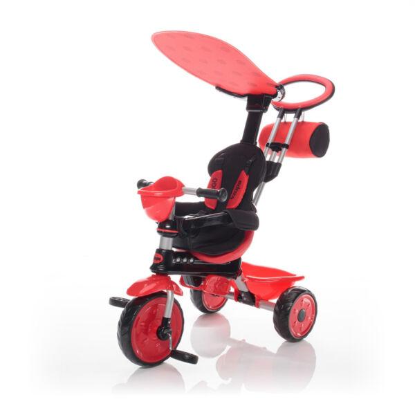 Zopa tricikli ZooGo tolókarral B-T7811 --Ladybug