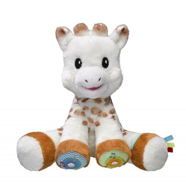 Sophie La Girafe touch&play interaktív plüss