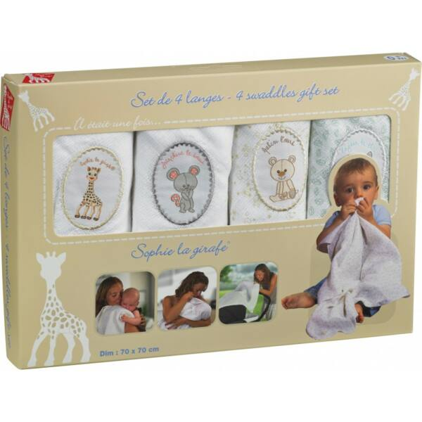 Sophie muszlin textil pelenka