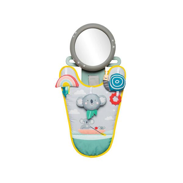Taf Toys játék autóba koala in car play center babafigyelő tükörrel koala - 12485