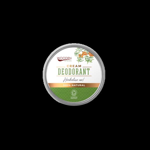 wooden spoon bio gyógynövényes krémdezodor (60 ml)
