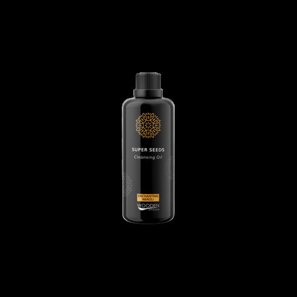wooden spoon bio superseed arctisztító - száraz bőrre (100 ml)