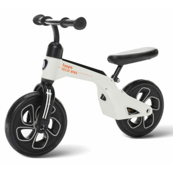 Zopa futóbicikli Tech Bike - fehér