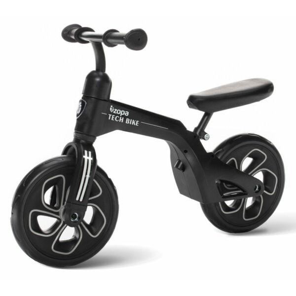 Zopa futóbicikli Tech Bike - fekete