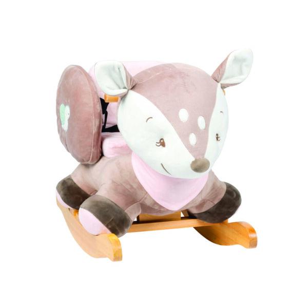 Nattou hintázó állatka plüss Fanny and Oscar - Fanny, az őzike