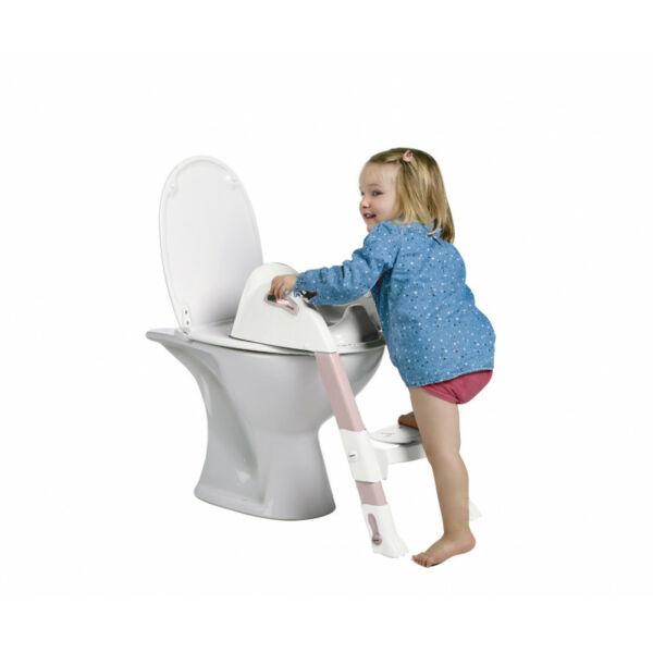 Thermobaby lépcsős wc-szűkítő Kiddyloo - Bézs