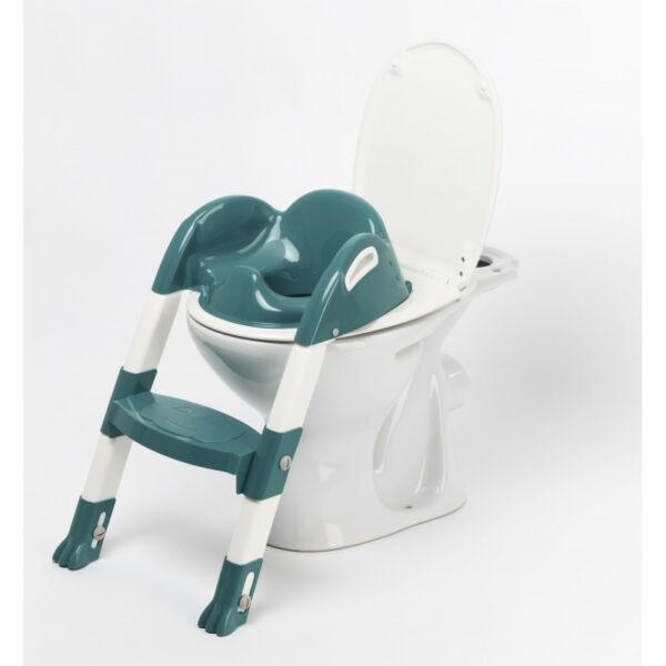Thermobaby lépcsős wc-szűkítő Kiddyloo - Zöld